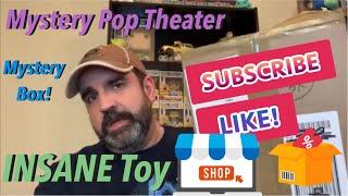 Insane Toy Shop - Funko Pop Mystery Box Unboxing