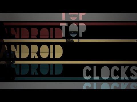 Top 5 Android Clock Widgets Of 2014