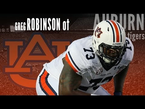 Greg Robinson - 2014 NFL Draft profile