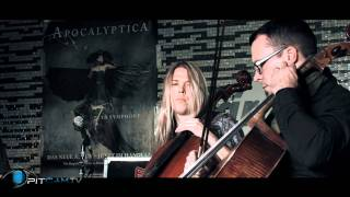 Apocalyptica - Sacra - acoustic set at Hardrock Cafe | PitCam