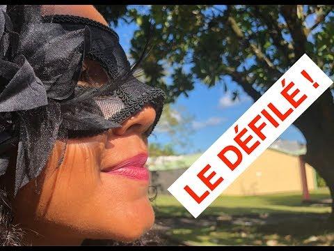 Vlog n°24: Mardi Gras/Parade/Défilé 2018 at Mille Roches! (974) Reunion Island