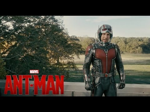 Marvel's Ant-Man - Trailer 1 poster