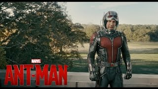 Marvel's Ant-Man - Trailer 1 Thumb