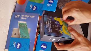 lyf water 10 unboxing and review