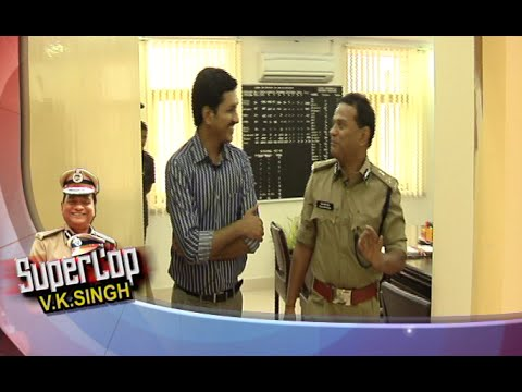 Special Interview With Vijay Kumar Singh - Supercop - Part 02