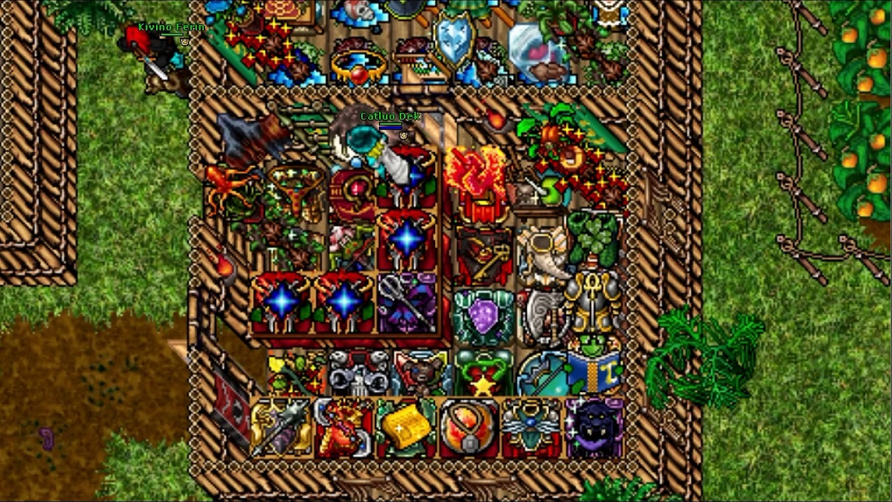 Back to Tibia (2019)