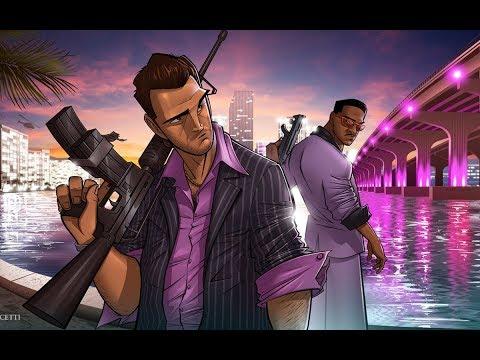 GTA Vice City (Легендарная игра)