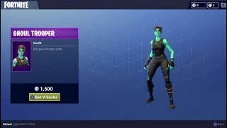 SELLING/TRADING MY STACKED PS4 FORTNITE ACCOUNT!! HAS GHOUL TROOPER!!