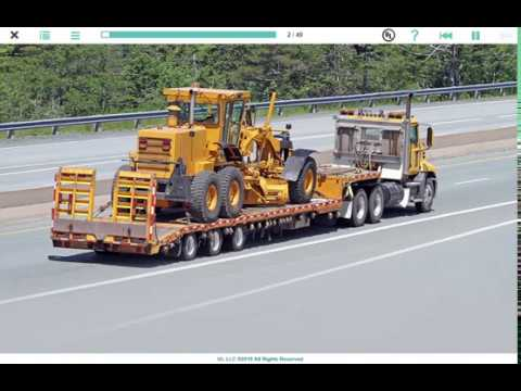 Load Securement For Heavy Equipment (US) Course Preview