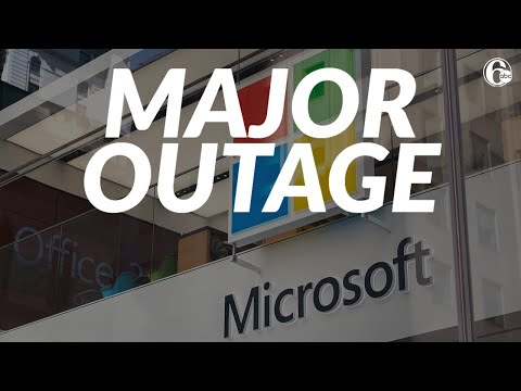Microsoft 365 services are coming back after major outage
