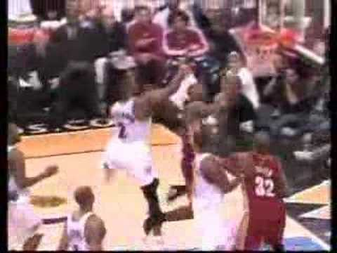 JayZ Diss DeShawn Stevenson LeBron James Blow The Whistle