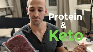 How much Protein should you eat on Keto? Protein and the Ketogenic Diet