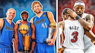 The Biggest UPSETS In NBA Playoff History