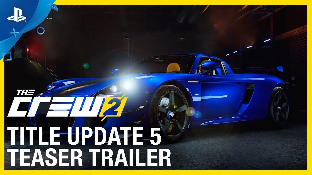 The Crew 2 - New Content Teaser | PS4