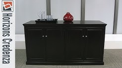 Office Storage | NBF Signature Series Horizons Buffet Credenza | National Business Furniture