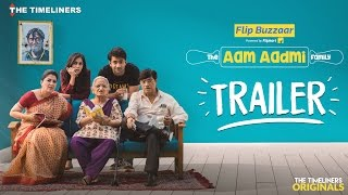 The Aam Aadmi Family Trailer (Web Series) | The Timeliners thumbnail