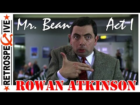 Rowan Atkinson As A Mr. Bean Act 1 (From Bean) (1997)