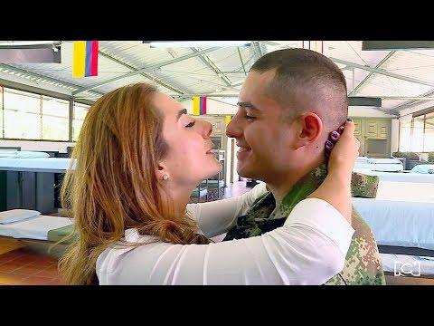 Soldados 1.0  Una noticia que el soldado Quintero no se esperaba