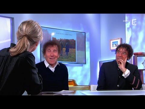 Alain Souchon et Laurent Voulzy évoquent leur album de duos - C à vous - 26/11/2014