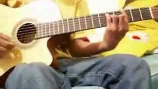 Kal ho na ho - Guitar Tutorial