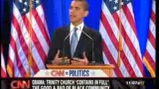 Obama Speech: 'A More Perfect Union'