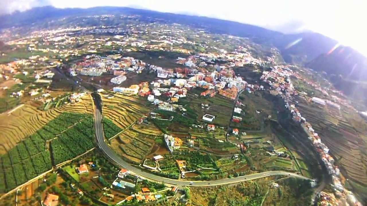 Cooperación Municipal mejora el viario en la zona de equipamientos del casco de La Guancha