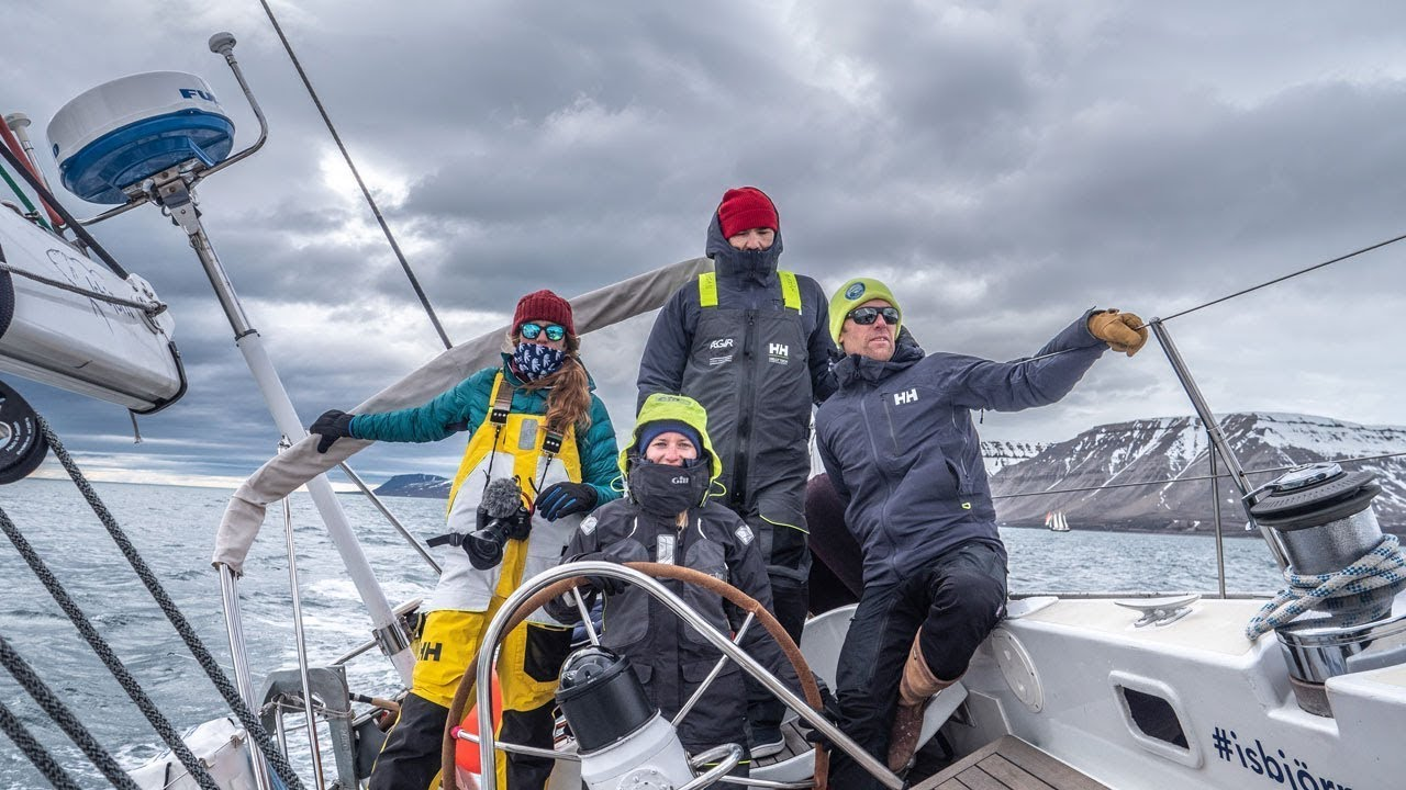 OFFICIAL TRAILER - 80 North: Sailing on top of the world! ( WATCH NOW! 80northseries.com )