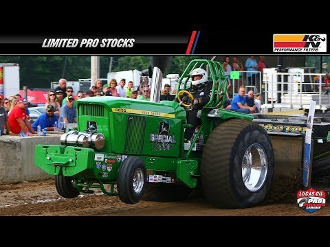PPL 2018: Limited Pro Stocks pulling in Freeport, IL