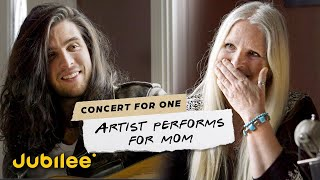 Artist Performs Emotional Concert For Mother | Billy Raffoul