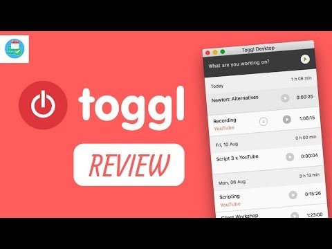 toggl review time tracker