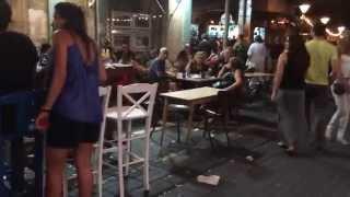 Белая ночь,Тель-Авив 2014 (до войны 26 июня)