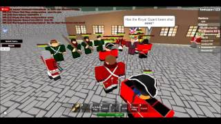 Roblox E.G.B. Fort Wallace Ep1