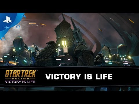 Star Trek Online: Victory is Life - Launch Trailer | PS4