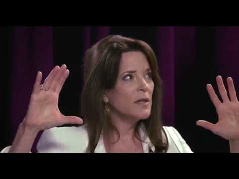 Marianne Williamson talks about Meeting the Holy Spirit