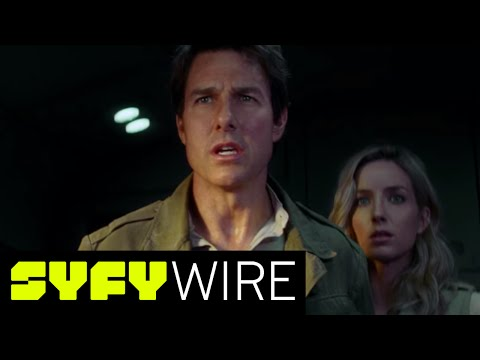 The Mummy Sneak Peek: First Look at Dr. Jekyll and Mr. Hyde   SYFY WIRE
