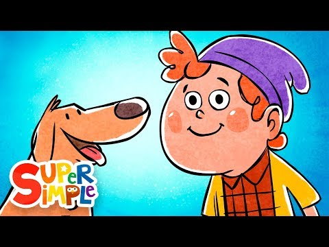 i-have-a-pet-|-animal-song-|-super-simple-songs