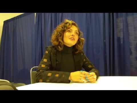 Camren Bicondova Talks About the Evolution of Selina Kyle aka Catwoman at WonderCon 2017