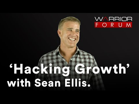 Warrior TV: 'Hacking Growth' with Sean Ellis