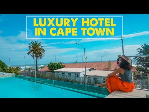 LUXURY IN SOUTH AFRICA! South Beach Hotel Review - Camps Bay, Cape Town