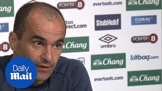 Roberto Martinez: Leighton Baines to have ankle surgery - Daily Mail