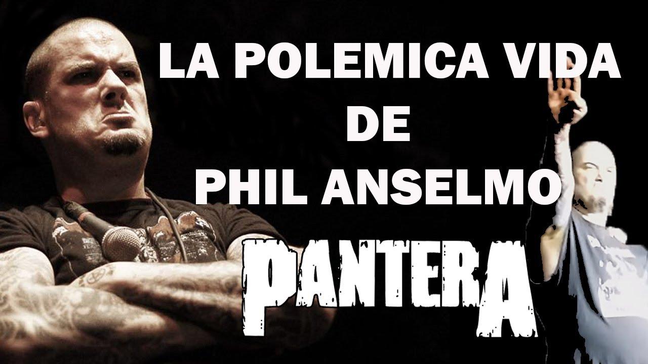 La polémica vida de Phil Anselmo - Pantera