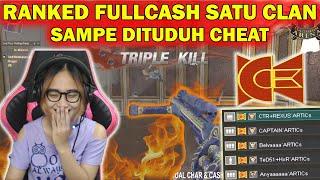 Download lagu RANKED FULLCASH SATU CLAN BAR-BAR SAMPE DIBILANG CHEAT - Pointblank Indonesia