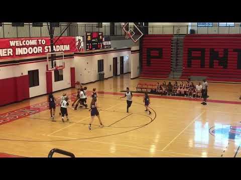 Sydney Bridges basketball #30 || Athens Christian School