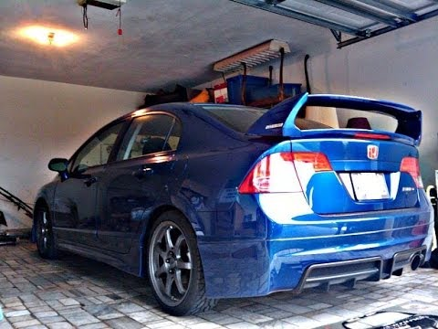 Clean JDM MUGEN CIVIC Si