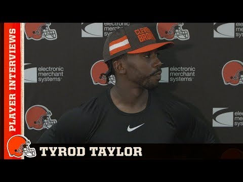 Tyrod Taylor: Every week is a must win   Cleveland Browns