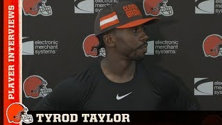 Tyrod Taylor: Every week is a must win | Cleveland Browns