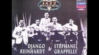 Django Reinhardt -Blue Drag-