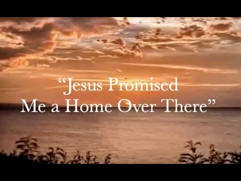 Jesus Promised Me A Home Over There - Jennifer Hudson (w/lyrics)