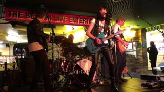 Contenders - Kid - live at Farmers Market, Los Angeles