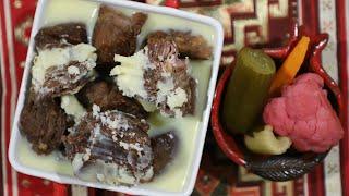 Тхал - Закуска из Жареной  Говядины - Армянская Кухня - Рецепт от Эгине - Heghineh Cooking Show